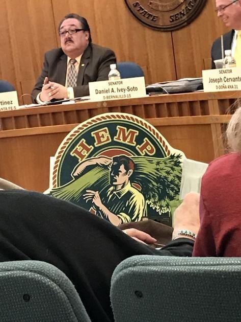 New Mexico hemp cultivation bill sent to full Senate