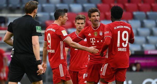 """Müller und Gnabry machen Bayern-Coach Flick """"happy"""""""