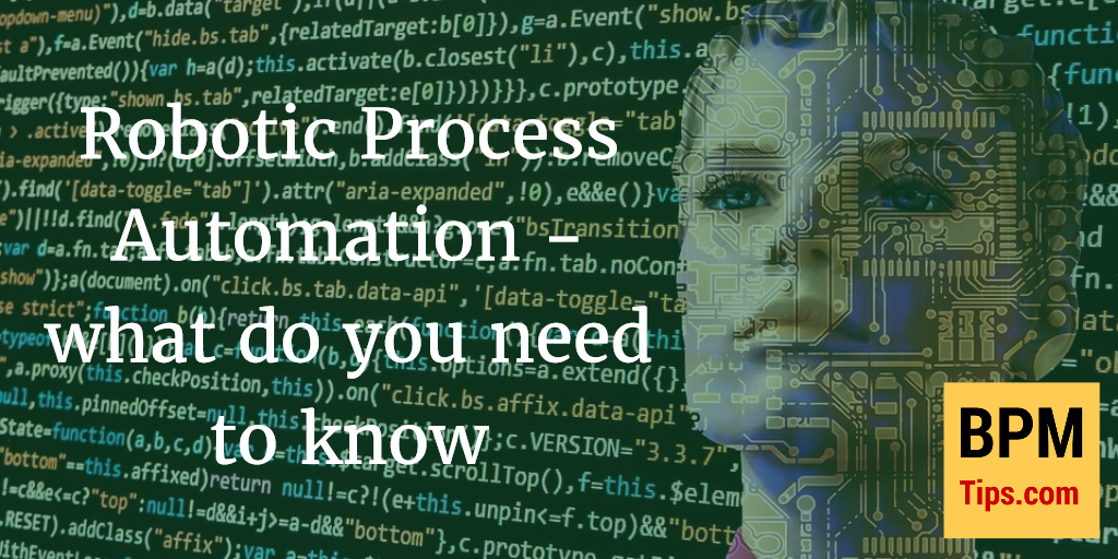 RPA – what do you need to know