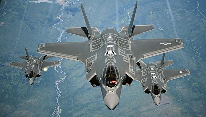 F-35A Drops Below $100M; Trump Pentagon Trumpets Jobs
