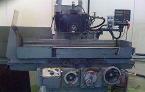 Flachschleifmaschine (Hydraulisch)