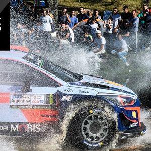WRC: Следи петтата рунда од Светскиот рели шампионат, Рели Аргентина