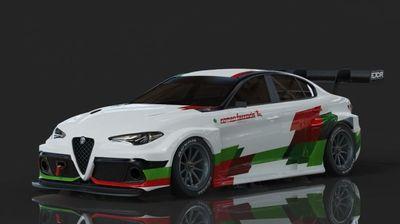Romeo Ferraris го претставија електричниот TCR проект, Alfa Romeo Giulia