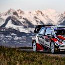WRC Монте Карло: Ожие во водство, Еванс не го издржува притисокот