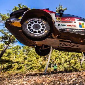 Најдобрите моменти од WRC Рели Турција