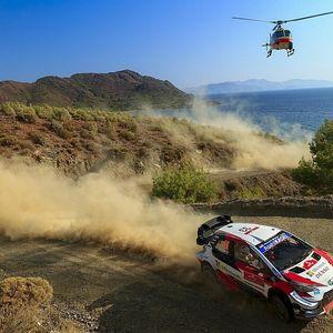 WRC: Победа во Турција и водство во генерален пласман за Еванс
