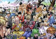 170927 – MADHOUSE下台、J.C.STAFF上場!英雄動畫續集《一拳超人 第2期》...