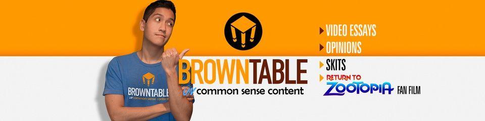 Browntable Mauricio Velazco
