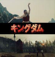 160419(1) -「李信×羌瘣×龐煖」戰場廝殺、漫畫《王者天下》連載10週年紀念...