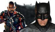[傳聞] Will Smith的死亡射手將加盟DC電影世界的《蝙蝠俠》