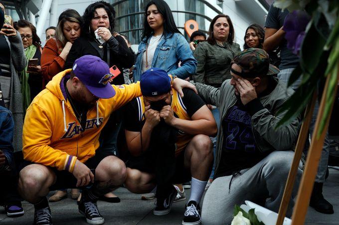 「RIP Kobe」世上不會再有另一個Kobe——《洛杉磯時報》隨機記者撰文回顧湖人球員、親友感受(下)