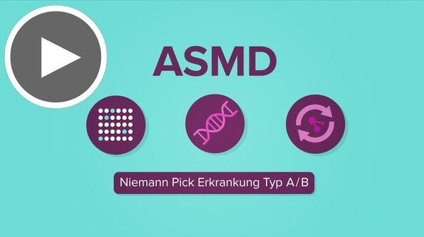 Oktober ist ASMD Awareness-Monat! / Der seltenen Krankheit einen Namen geben und mit ihr leben lernen