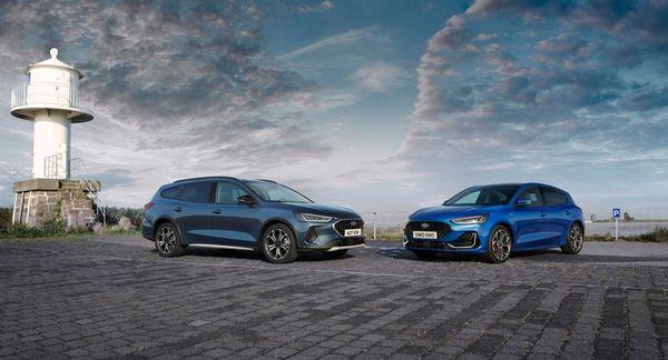 Der neue Ford Focus: Modernes Design, mehr Konnektivität und größere Auswahl bei elektrifizierten Antrieben