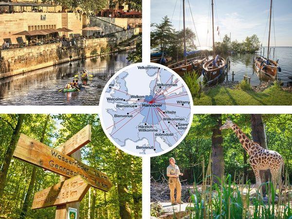 Virtuell, Digital und Live - Hannover Marketing und Tourismus startet in das Tourismusjahr 2021