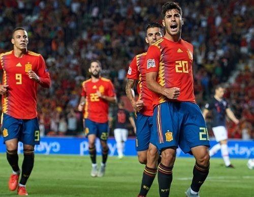 【アセンシオ無双】スペイン、W杯準優勝国クロアチアを6-0粉砕!アセンシオが豪快ミドルなど5得点に絡みUEFAネーションズリーグ2連勝!の代表サムネイル