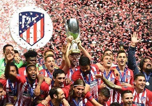 アトレティコ、レアル下しUEFAスーパー杯優勝!延長戦で2得点し4-2快勝(関連まとめ)の代表サムネイル