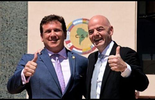 ワールドカップ、2年に1度の開催案がFIFA理事会で提案の代表サムネイル