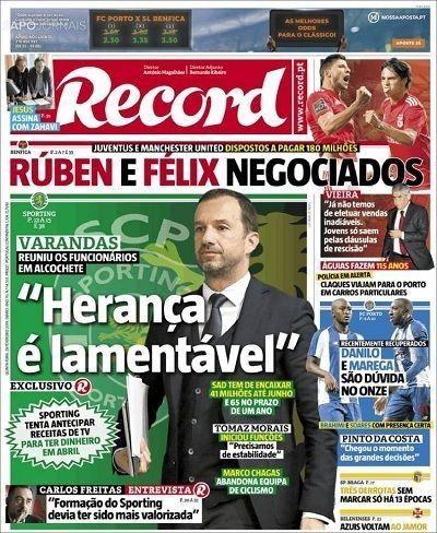 マンU、ポルトガル新星ジョアン・フェリックスの獲得に向け交渉開始か?ベンフィカは147億円を要求の代表サムネイル
