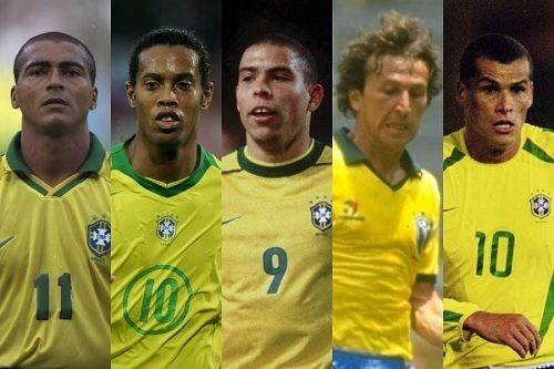 「ポスト・ペレは誰か?」ブラジルメディアが調査!ネイマール11位、ジーコ4位、栄えある1位は?の代表サムネイル