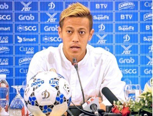 本田圭佑、カンボジア代表「監督」初陣勝利に向け「強いチームが勝つとは限らない」の代表サムネイル