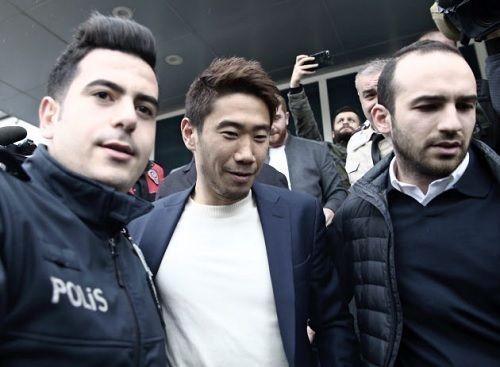 【速報】香川真司、トルコ1部ベシクタシュにレンタル移籍が決定!の代表サムネイル