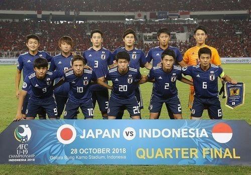 U19日本、準決勝はサウジアラビアと対戦決定!サウジが豪州に3-1勝利 アジア選手権の代表サムネイル