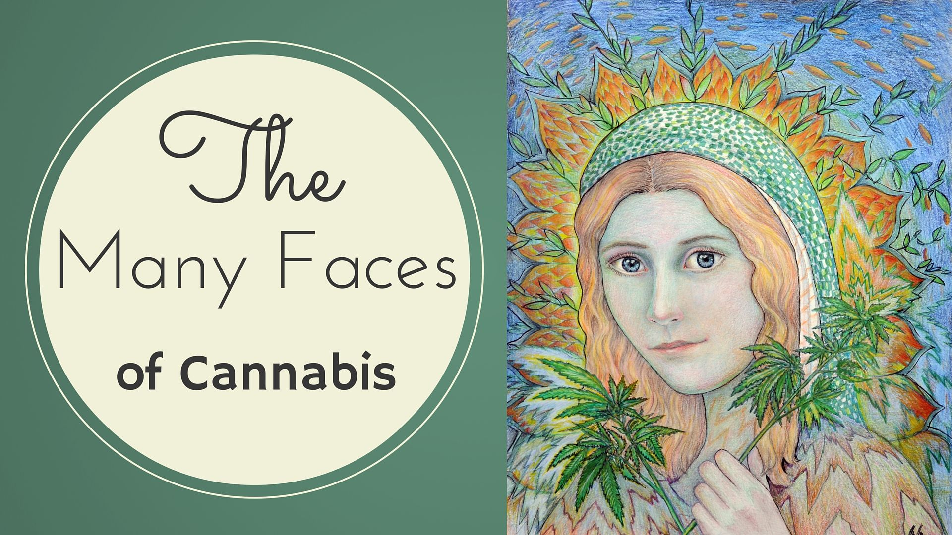 From Stoner to Stunning: Check Out These Artistic Portrayals of Cannabis