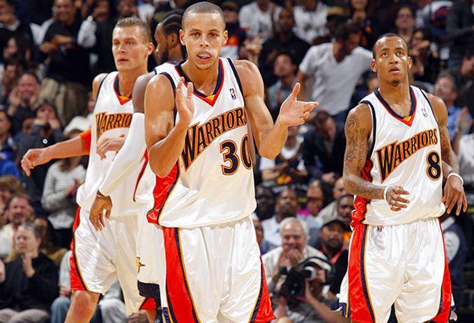 Curry新秀年的隊友,都去哪裡了?只有一個還在NBA