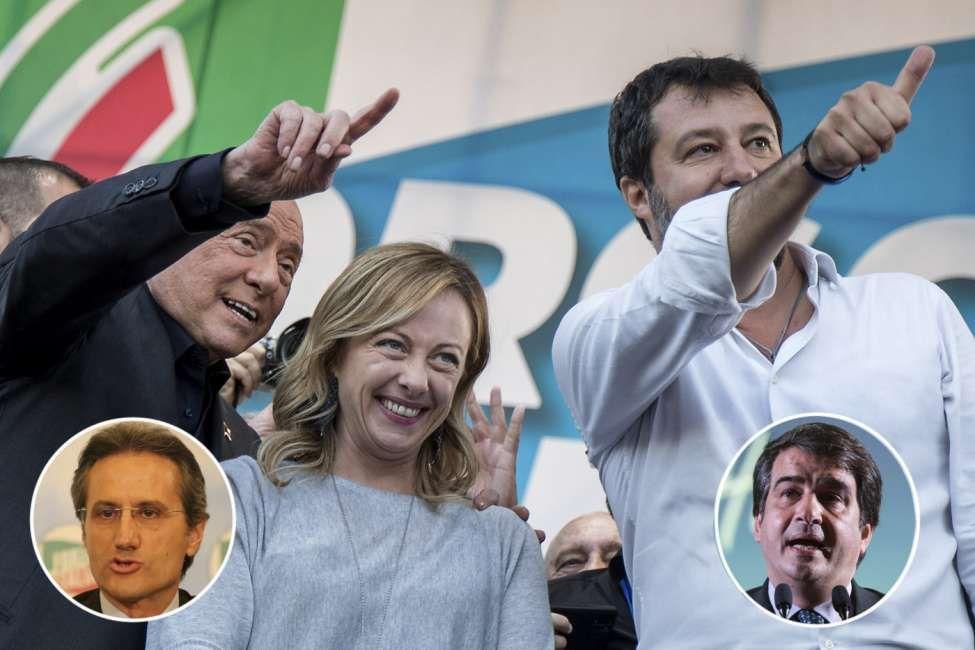 regionali centrodestra non ancora trovato accordo salvini impuntato...