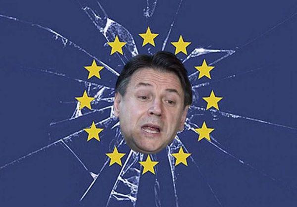 a far cadere conte e' stato il recovery plan! l'europa e mattarella erano preoccupati che il governo