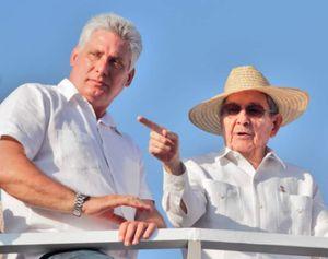 qui e' meglio levarsi dal castro - un piano per far fuggire in sudafrica l'ex presidente di cuba...