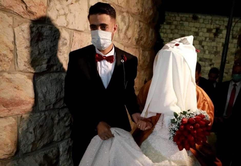 finché coronavirus non separi – focolaio matrimonio giordania dove padre della sposa