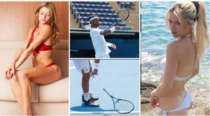 il tennis italiano fuori dai giochi! fognini eliminato da medvedev -niente da fare per la giorgi