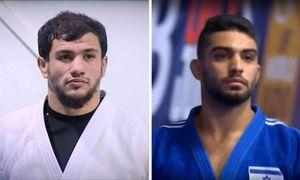 il judoka algerino fethi nourine ha annunciato il ritiro dalle olimpiadi di toky perche' avrebbe...