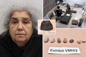 a londra una donna di 60 anni e' stata condannata a cinque anni e mezzo di carcere per aver rubato..