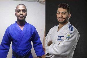 dopo l'algerino fethi nourine, anche il judoka sudanese mohamed abdalrasool si rifiuta di...