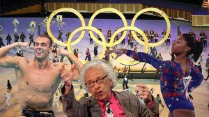 la versione di mughini - da quando sono cominciate le olimpiadi, non vedo altro perche'...