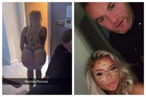 wayne rooney ha denunciato una modella di snapchat per aver pubblicato a sua insaputa...