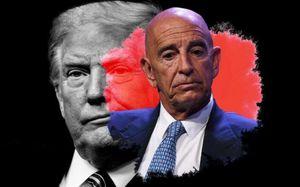 si stringe il cerchio intorno a trump - hanno arrestato il miliardario arabo americano tom barrack