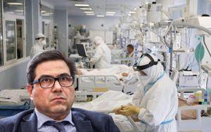 'i no vax si paghino le cure' - alessio d'amato, l'assessore alla sanità della regione lazio...