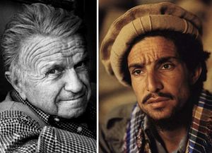 'la pace non si addice all'afghanistan': cosi' parlo' massoud, il leone del panshir, mitico capo dei