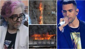 'mi devo trasferire su marte' – morgan e l'incendio del palazzo di milano- anche mahmood…
