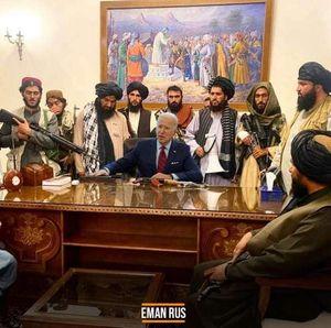le agenzie di intelligence americane avevano avvertito biden sui talebani, ma lui...