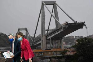 genova, il messaggio di draghi e cartabia per il terzo anniversario del crollo del ponte