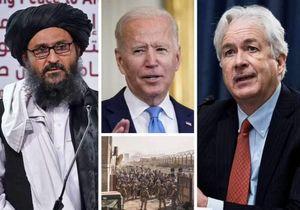 il direttore della cia william burns ha incontrato il leader dei talebani baradar di...