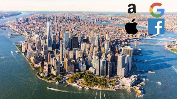 la silicon valley si compra new york –la pandemia svuota manhattan e big tech si prende...