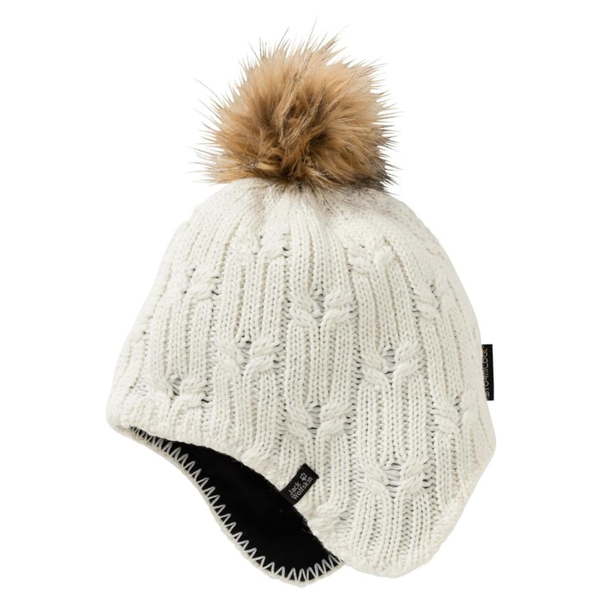 Bommelmütze ´STORMLOCK BRAID CAP WOMEN´
