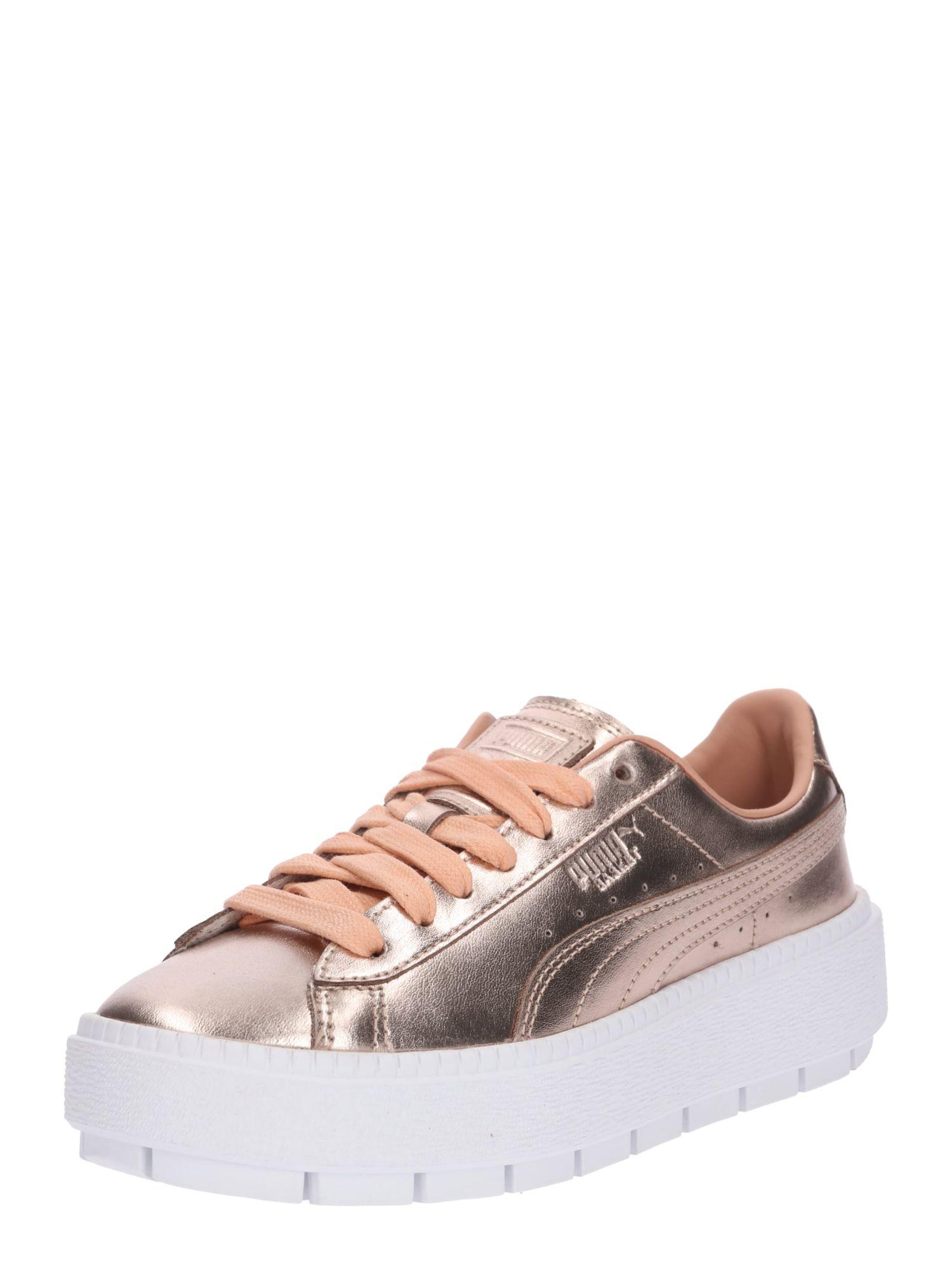 Sneaker ´Basket Platform Trace Luxe´