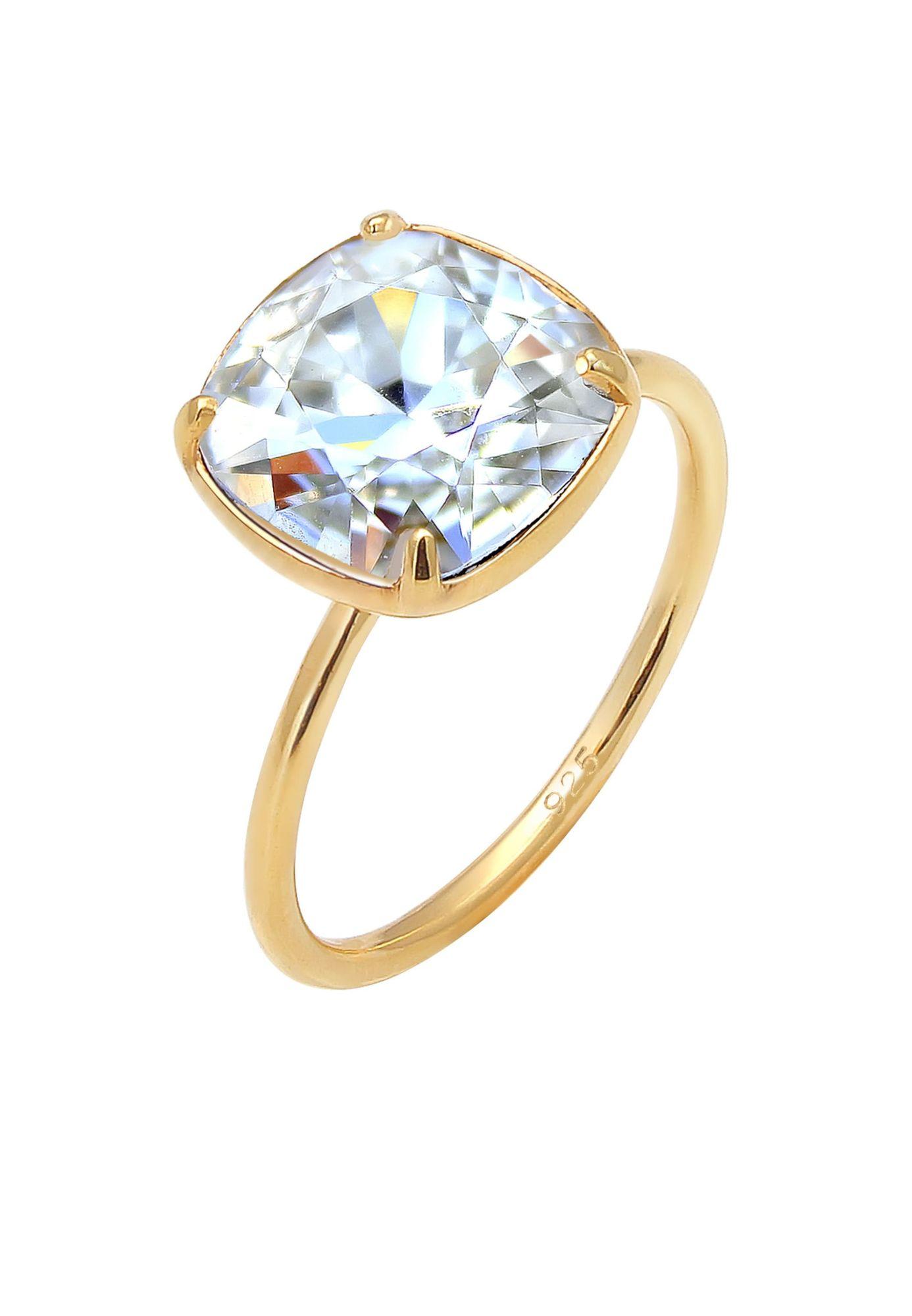 Ring Kristall Ring, Verlobungsring