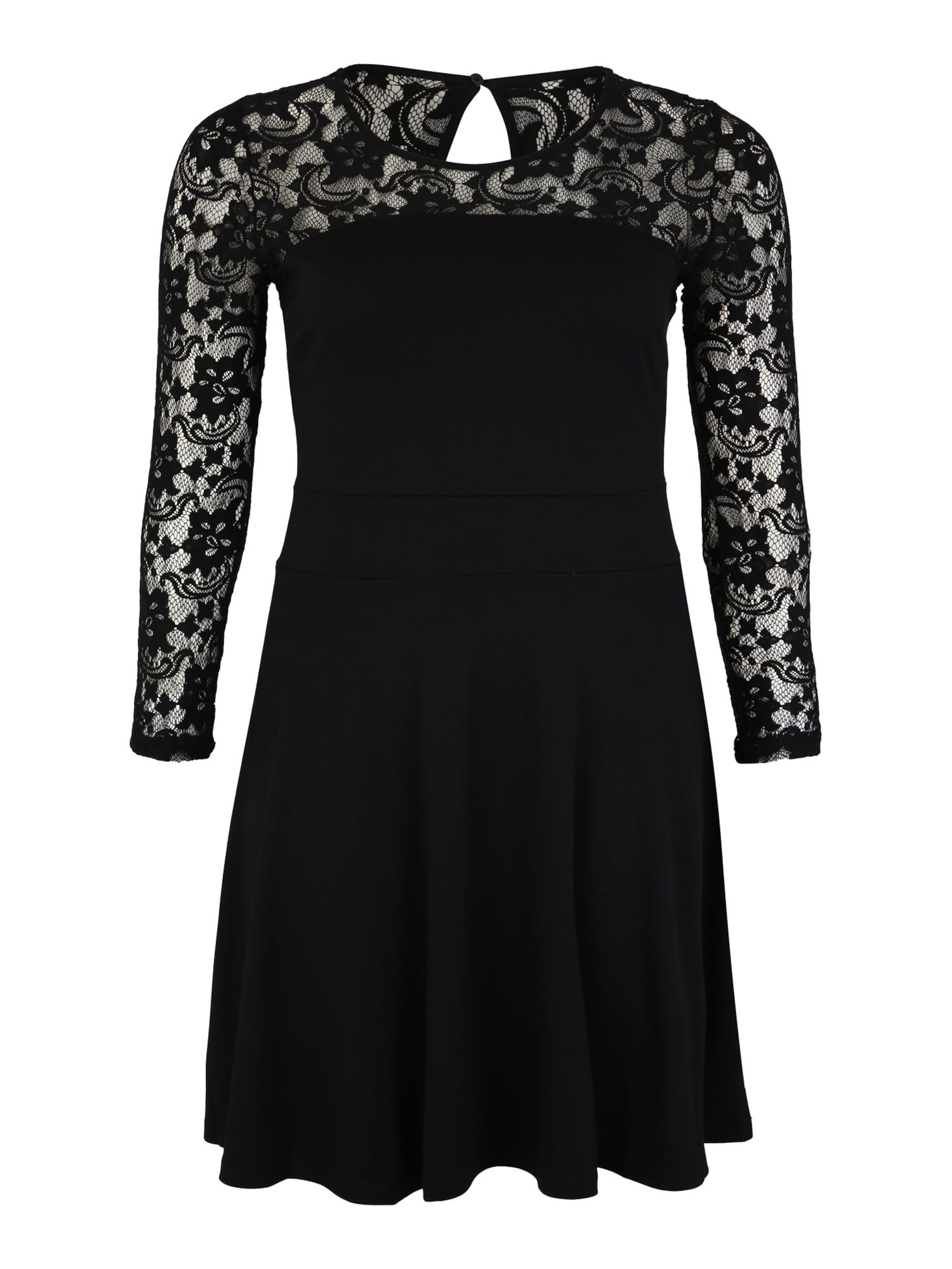 Kleid ´Jersey Dress with lace longsleeves´